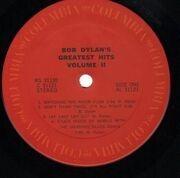 Double LP - Bob Dylan - Greatest Hits Vol. II - Gatefold