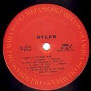 LP - Bob Dylan - Dylan