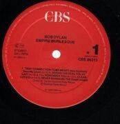 LP - Bob Dylan - Empire Burlesque