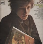 LP - Bob Dylan - Greatest Hits