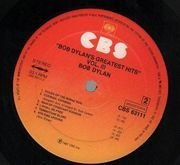 LP - Bob Dylan - Greatest Hits Vol. III