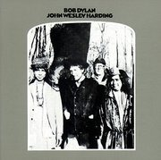 CD - Bob Dylan - John Wesley Harding