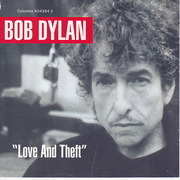CD - Bob Dylan - Love And Theft
