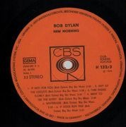 LP - Bob Dylan - New Morning - Club Edition