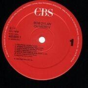 LP - Bob Dylan - Oh Mercy