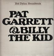 LP - Bob Dylan - Pat Garrett & Billy The Kid