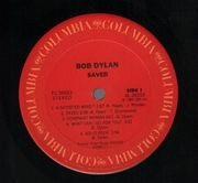 LP - Bob Dylan - Saved