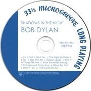 CD - Bob Dylan - Shadows In The Night