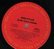 LP - Bob Dylan - Slow Train Coming