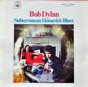 LP - Bob Dylan - Subterranean Homesick Blues