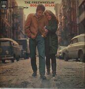 LP - Bob Dylan - The Freewheelin' Bob Dylan - boxed CBS