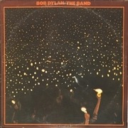 Double LP - Bob Dylan / The Band - Before The Flood - pink rim