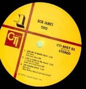 LP - Bob James - Two