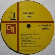 LP - Bob James - Two