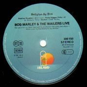 Double LP - Bob Marley & The Wailers - Babylon By Bus - With  POSTER