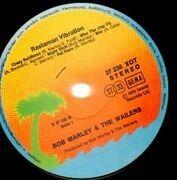 LP - Bob Marley & The Wailers - Rastaman Vibration