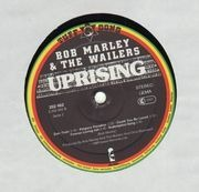 LP - Bob Marley & The Wailers - Uprising - Textured Cover