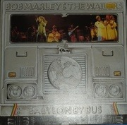 Double LP - Bob Marley & The Wailers - Babylon By Bus