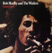 LP - Bob Marley & The Wailers - Catch A Fire