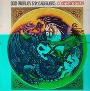 LP - Bob Marley & The Wailers - Confrontation - Island Life Collection