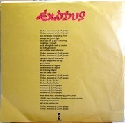 LP - Bob Marley & The Wailers - Exodus