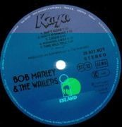 LP - Bob Marley & The Wailers - Kaya - -180gr.-