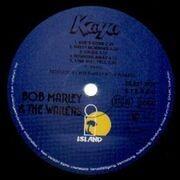 LP - Bob Marley & The Wailers - Kaya