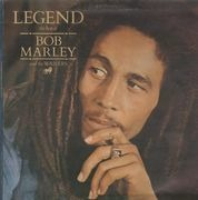 LP - Bob Marley & The Wailers - Legend