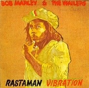 LP - Bob Marley & The Wailers - Rastaman Vibration - Gatefold