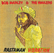 CD - Bob Marley & The Wailers - Rastaman Vibration