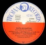 LP - Bob Marley & The Wailers - Rasta Revolution