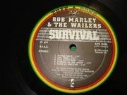 LP - Bob Marley & The Wailers - Survival