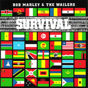 CD - Bob Marley & The Wailers - Survival