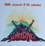 LP - Bob Marley & The Wailers - Uprising