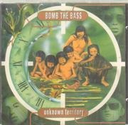 CD - Bomb the Bass - Unknown Territory