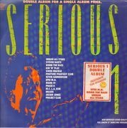 Double LP - Bomb The Bass, Epee M.D., Kevin Saunderson a.o. - Serious Volume 1