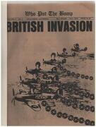 magazin - Bomp - Who Put The Bomp - British Invasion Vol. 3  No.1
