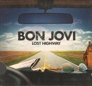 CD - Bon Jovi - Lost Highway - Pullout Digipak