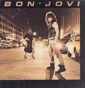 LP - Bon Jovi - Bon Jovi
