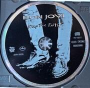 CD - Bon Jovi - Keep The Faith