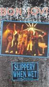 VHS - Bon Jovi - Slippery When Wet