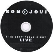 Double DVD - Bon Jovi - This Left Feels Right (Live) - Still Sealed