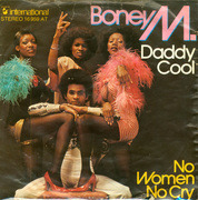 7'' - Boney M. - Daddy Cool