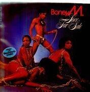 LP - Boney M. - Love For Sale - incl. huge poster