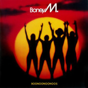 LP - Boney M. - Boonoonoonoos - Half-Speed Mastered