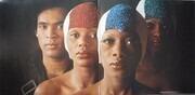 LP - Boney M. - Nightflight To Venus - 2nd Pressing, Gatefold