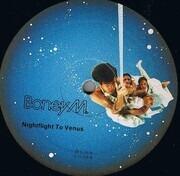 LP - Boney M. - Nightflight To Venus - Postcards