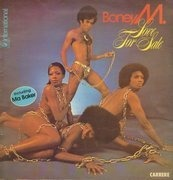 LP - Boney M. - Love For Sale