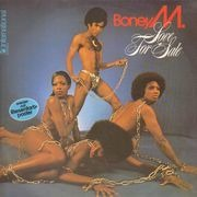 LP - Boney M. - Love For Sale
