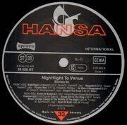 LP - Boney M. - Nightflight To Venus - Second Pressing